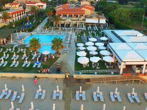 ACHARAVI BEACH HOTEL CORFU 4*